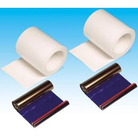 Papīrs foto izdrukām - DNP Paper DM4640 2 Rolls а 400 prints. 10x15 for DS40 - купить сегодня в магазине и с доставкой