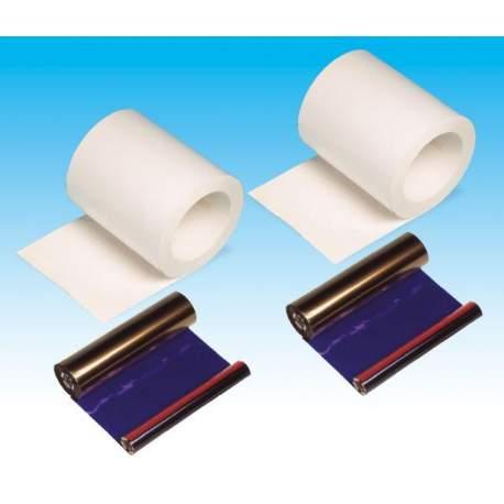 Papīrs foto izdrukām - DNP Paper DM6840 2 Rolls а 180 prints. 15x20 for DS40 - быстрый заказ от производителя