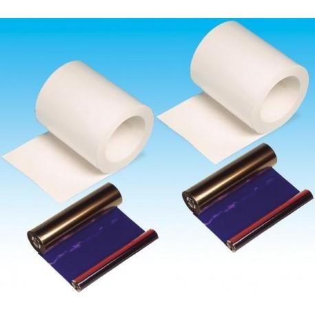 Papīrs foto izdrukām - DNP Paper DM6940 2 Rolls а 180 prints. 15x23 for DS40 - быстрый заказ от производителя