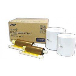 Photo paper for pinting - DNP Paper DM57620 2 Rolls а 230 prints. 13x18 for DS620 - quick order from manufacturer