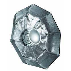 Reflektori - Falcon Eyes Foldable Beauty Dish FESR-85S 85 cm - perc šodien veikalā un ar piegādi