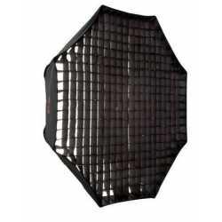 Softboksi - Falcon Eyes Octabox 90 cm + Honeycomb Grid FER-OB9HC - perc šodien veikalā un ar piegādi
