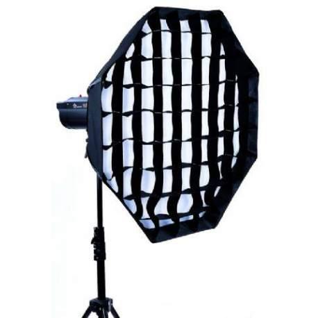Softboksi - Linkstar Octabox 140 cm + Honeycomb Grid LQA-OSB140HC - ātri pasūtīt no ražotāja