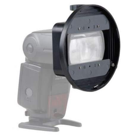 Aksesuāri zibspuldzēm - Falcon Eyes Universal Speedlite Flash Gun Adapter CA-SGU for SGA-Series - ātri pasūtīt no ražotāja