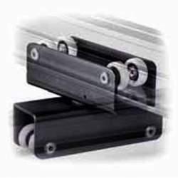 Sliežu stiprināšanas sistēmas - Linkstar Double Rail Carriage for Ceiling Rail System - ātri pasūtīt no ražotāja