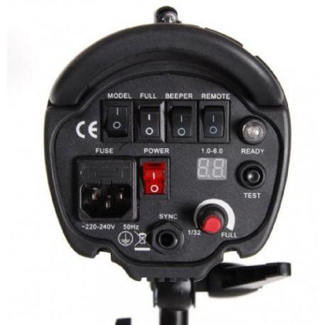 Студийные вспышки - Falcon Eyes Studio Flash TF-401 Digital - быстрый заказ от производителя