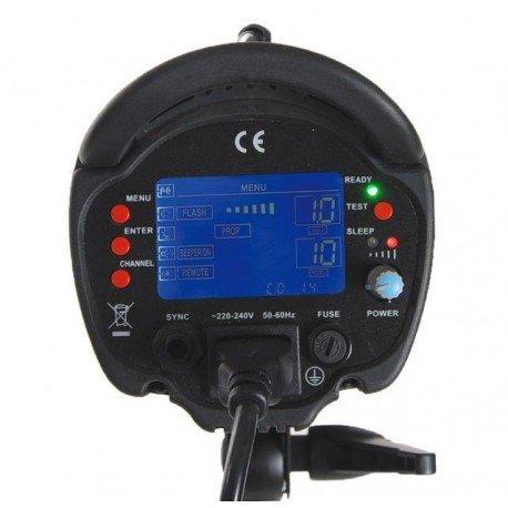 Комплекты студийных вспышек - Falcon Eyes Studio Flash Set TFK-2400L with LCD Display - быстрый заказ от производителя