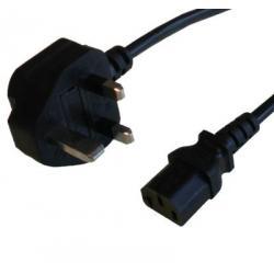 Gaismu aksesuāri - Falcon Eyes Power Cable with UK Plug 5m - ātri pasūtīt no ražotāja