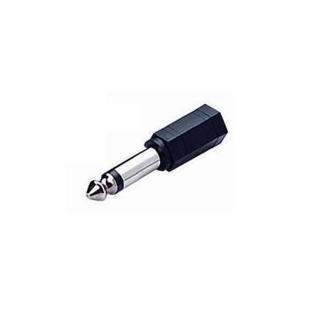 Свет - аксессуары - Falcon Eyes Jackplug Adapter SCA-63 3.5 to 6,3 mm - купить сегодня в магазине и с доставкой