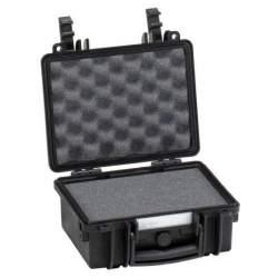 Jaunas preces - Explorer Cases 2209 Black Foam 246x215x112 - ātri pasūtīt no ražotāja
