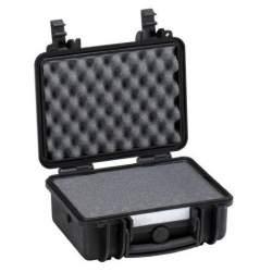 Jaunas preces - Explorer Cases 2712 Black Foam 305x270x144 - ātri pasūtīt no ražotāja