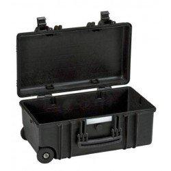 Jaunas preces - Explorer Cases 5122 Black 546x347x247 - ātri pasūtīt no ražotāja