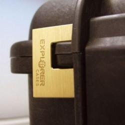 Koferi - Explorer Cases Padlock with Keys - ātri pasūtīt no ražotāja