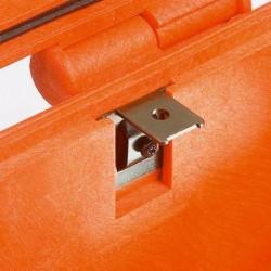 Koferi - Explorer Cases Kit 6x Fixing Brackets Metal - ātri pasūtīt no ražotāja