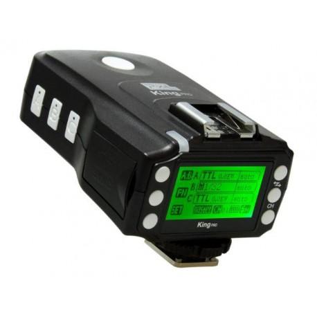 Radio palaidēji - Pixel Transceiver King Pro TX for Nikon - ātri pasūtīt no ražotāja