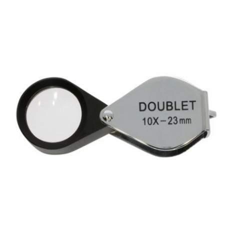 Увеличительные стекла/лупы - Byomic Jewelry Magnifier Doublet BYO-ID1023 10x23mm - быстрый заказ от производителя