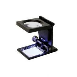 Palielināmie stikli - Konus Linentester 6x With LED - ātri pasūtīt no ražotāja