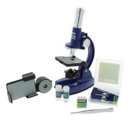 Микроскопы - Konus Microscope Konustudy-4 150x-450x-900x with Smartphone Adapter - быстрый заказ от производителя