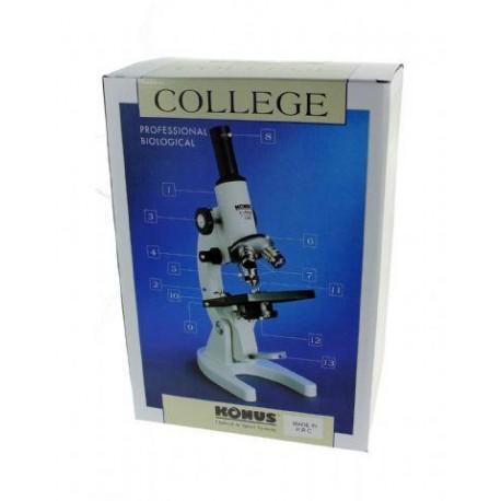 Микроскопы - Konus Bio Microscope College 600x - быстрый заказ от производителя