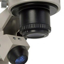 Microscopes - Byomic Add-on Objective 2 x for ST240-ST340 - quick order from manufacturer