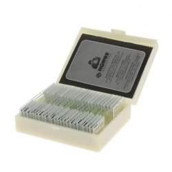 Mikroskopi - Konus Preparation Set Reproduction Of Plants (10 Stuks) - ātri pasūtīt no ražotāja