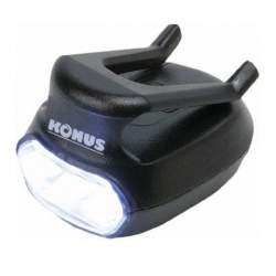 Lukturi - Konus Flashlight Konuscap - ātri pasūtīt no ražotāja