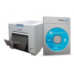 ID Photo Systems - Pixel-Tech IdPhotos Pro with DS-RX1HS Printer - quick order from manufacturer