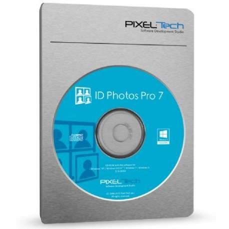 Фото на документы и ID фото - Pixel-Tech IdPhotos Pro Software - быстрый заказ от производителя