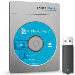 ID foto iekārtas - Pixel-Tech IdPhotos Pro Software on Dongle - ātri pasūtīt no ražotāja