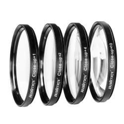 Makro aksesuāri - walimex Close-up Macro Lens Set 55 mm - ātri pasūtīt no ražotāja