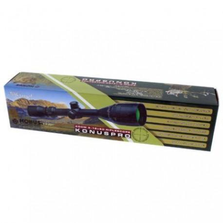 Прицелы - Konus Rifle Scope Konuspro 3-12x50 - быстрый заказ от производителя