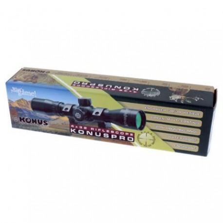 Прицелы - Konus Rifle Scope Konuspro 4x32 - быстрый заказ от производителя