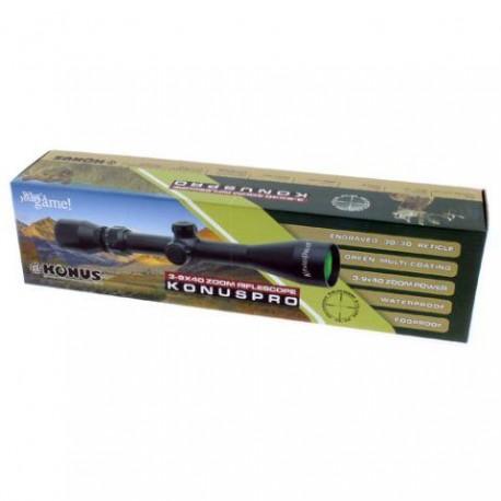 Прицелы - Konus Rifle Scope Konuspro 3-9x40 - быстрый заказ от производителя