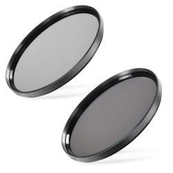 Objektīvu filtri - walimex ND Filter Set ND4 & ND8 55mm - perc veikalā un ar piegādi