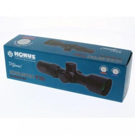 Optiskie tēmekļi - Konus Riflescope Konuspro T30 3-12x44 - ātri pasūtīt no ražotāja