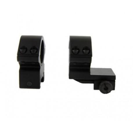 ПРИЦЕЛЫ - Konus Mount set 25-30mm Dual-T - быстрый заказ от производителя