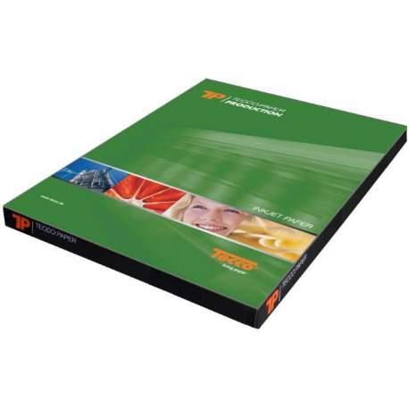 Papīrs foto izdrukām - Tecco Inkjet Paper Smooth Pearl SP310 10x15 cm 100 Sheets - быстрый заказ от производителя