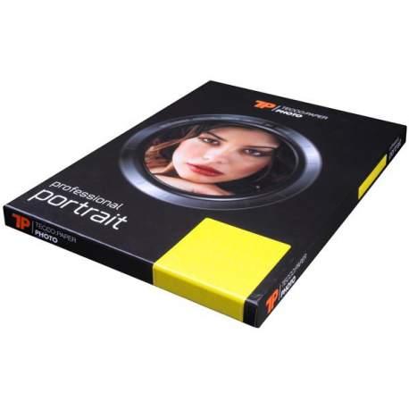 Papīrs foto izdrukām - Tecco Inkjet Paper Luster PL285 A4 25 Sheets - быстрый заказ от производителя