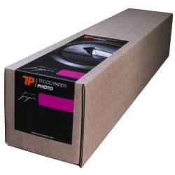 Fotopapīrs printeriem - Tecco Inkjet Canvas Natural White CNW340 61,0 cm x 15 m - ātri pasūtīt no ražotāja