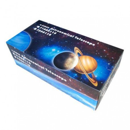Монокли и окуляры - Byomic Reflector Telescope P 114/500 EQ-SKY - быстрый заказ от производителя