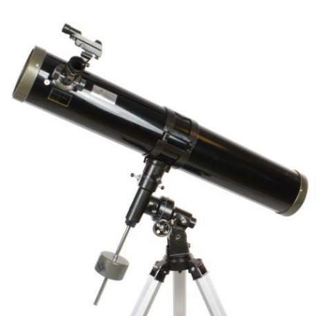 Tālskati - Byomic Reflector Telescope G 114/900 EQ-SKY - ātri pasūtīt no ražotāja