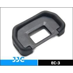 Objektīvu vāciņi - JJC EC-3 Canon actiņa EB EOS-5D,5DII,6D,10D,10s,20D,20Da,3,30D,40D,50D,60D,A2,A2E,D30,D60 - perc veikalā un ar piegādi