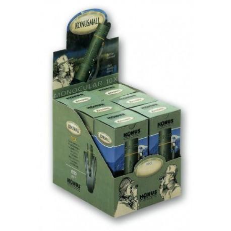 Бинокли - Konus Monocular Konusmall 10x25 - быстрый заказ от производителя