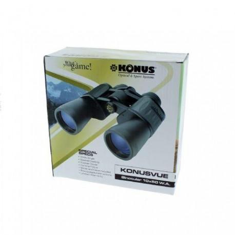 Бинокли - Konus Binoculars Konusvue 10x50 WA - быстрый заказ от производителя