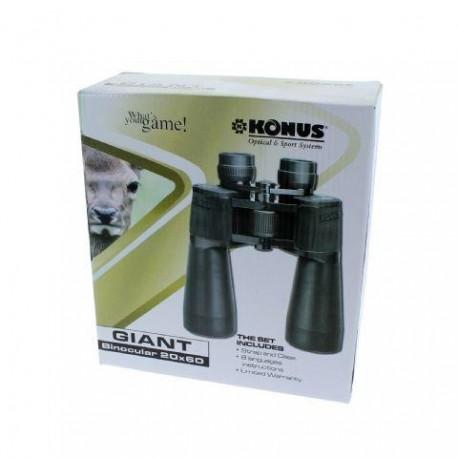Binokļi - Konus Binoculars Giant 20x60 - perc veikalā un ar piegādi