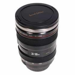 Dāvanas - BR-286 Canon 24-105mm Special Edition termokrūze ar vāciņu - perc veikalā un ar piegādi