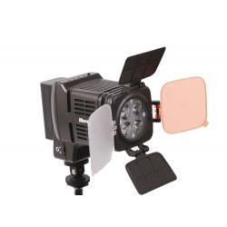 LED uz kameras - Menik S-10 Video-Lighting LED 4x5W - ātri pasūtīt no ražotāja