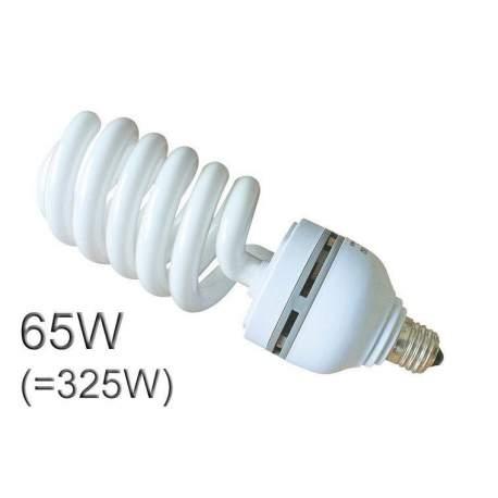 Studijas gaismu spuldzes - Bresser JDD-6 Spiral Daylight lamp E27/ 65W - perc šodien veikalā un ar piegādi