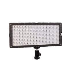 LED uz kameras - Bresser LED SL-448-A 26.9W/1.400LUX Bi-Color Slimline Video + StudioLamp - ātri pasūtīt no ražotāja