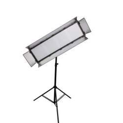 Video LED - Bresser LED LG-3000 180W/17.000 LUX Studiolamp - ātri pasūtīt no ražotāja